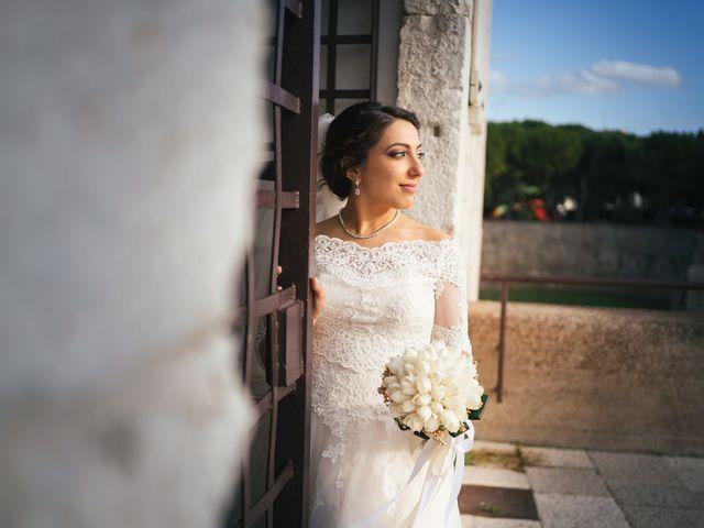 Il matrimonio di Franco e Angela a Barletta, Bari 15