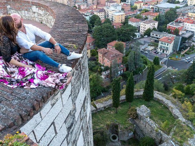 Il matrimonio di Adelmo e Chiara a Trenzano, Brescia 17