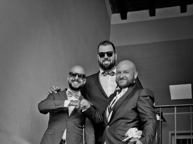 Il matrimonio di Adelmo e Chiara a Trenzano, Brescia 82