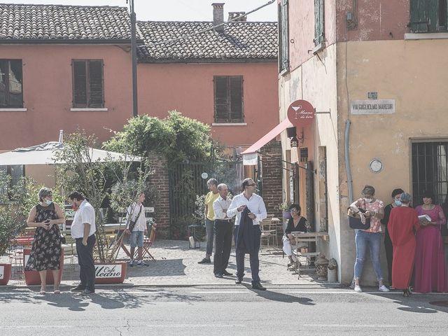 Il matrimonio di Adelmo e Chiara a Trenzano, Brescia 124