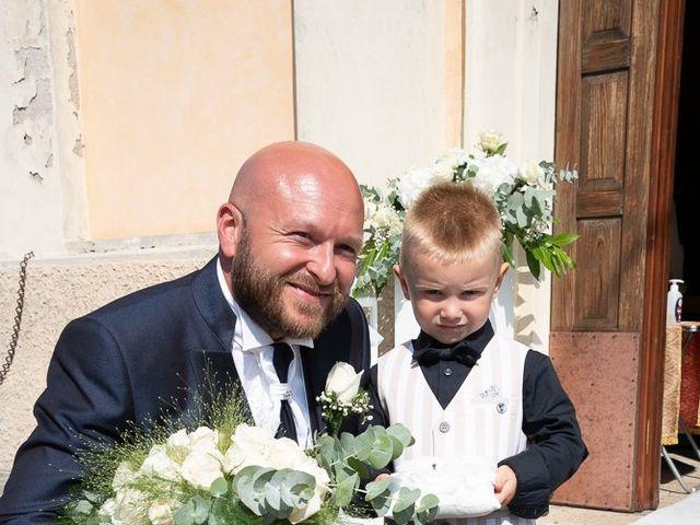 Il matrimonio di Adelmo e Chiara a Trenzano, Brescia 132