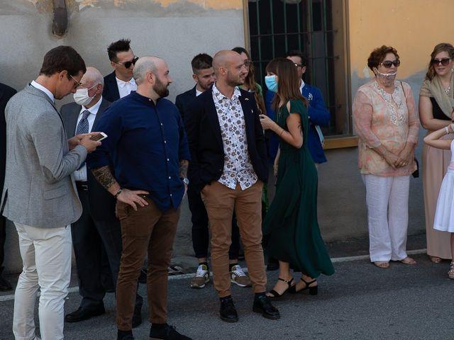 Il matrimonio di Adelmo e Chiara a Trenzano, Brescia 136