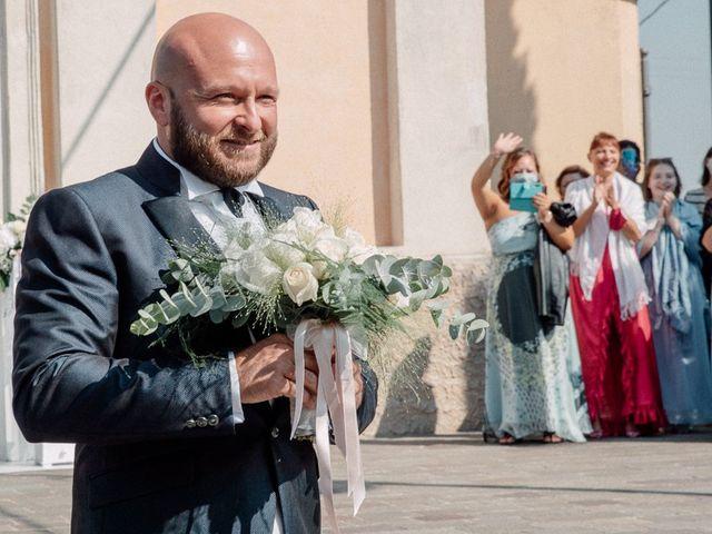 Il matrimonio di Adelmo e Chiara a Trenzano, Brescia 140
