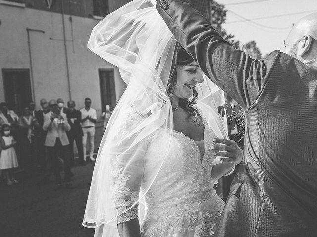 Il matrimonio di Adelmo e Chiara a Trenzano, Brescia 145