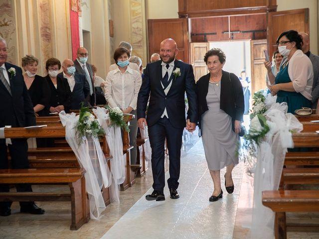 Il matrimonio di Adelmo e Chiara a Trenzano, Brescia 148