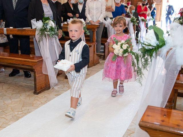 Il matrimonio di Adelmo e Chiara a Trenzano, Brescia 149