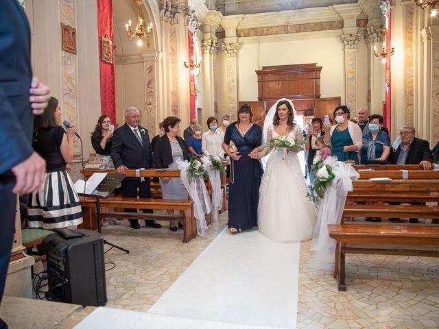 Il matrimonio di Adelmo e Chiara a Trenzano, Brescia 152