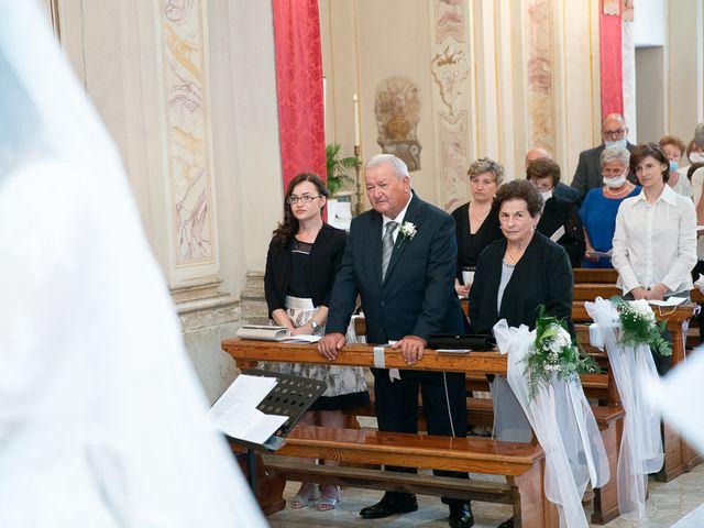 Il matrimonio di Adelmo e Chiara a Trenzano, Brescia 153