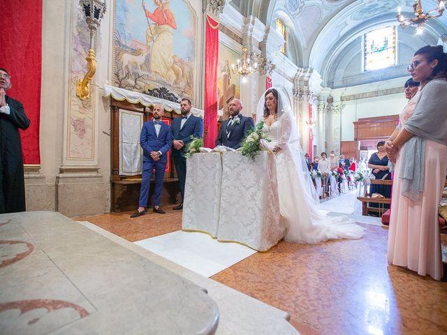 Il matrimonio di Adelmo e Chiara a Trenzano, Brescia 160