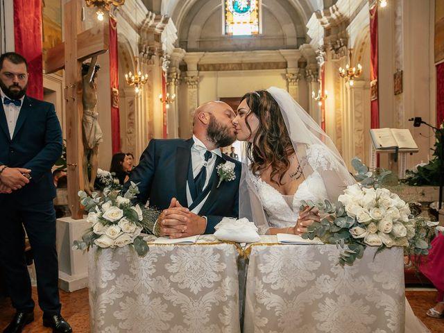 Il matrimonio di Adelmo e Chiara a Trenzano, Brescia 171