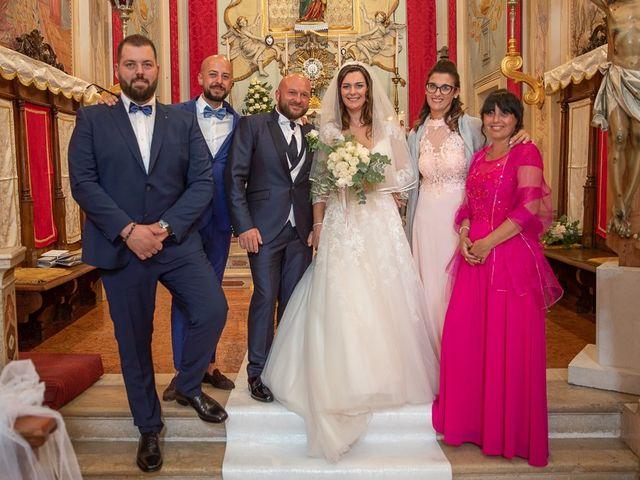 Il matrimonio di Adelmo e Chiara a Trenzano, Brescia 184
