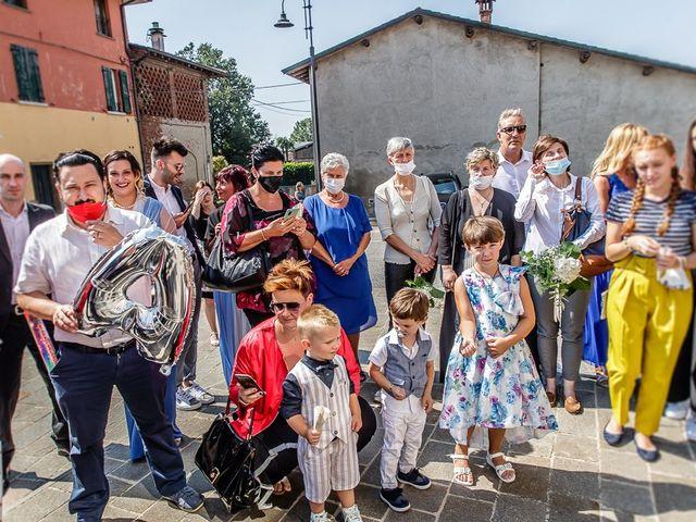 Il matrimonio di Adelmo e Chiara a Trenzano, Brescia 187