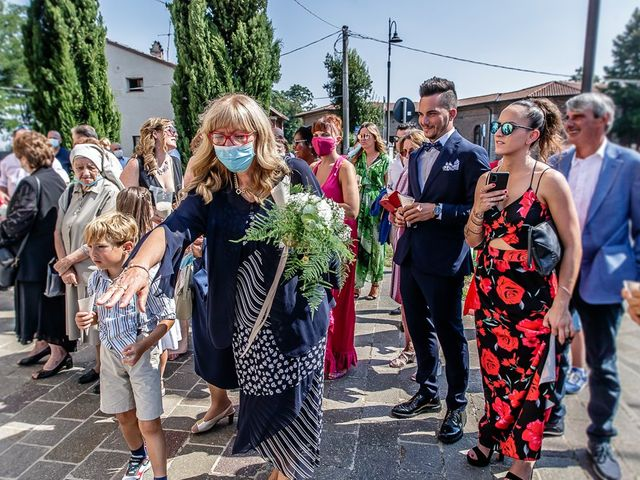 Il matrimonio di Adelmo e Chiara a Trenzano, Brescia 188