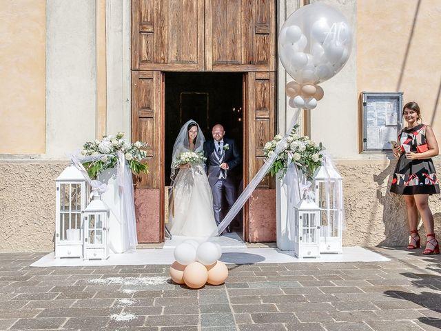 Il matrimonio di Adelmo e Chiara a Trenzano, Brescia 190