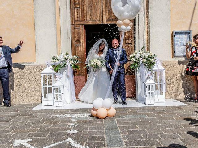 Il matrimonio di Adelmo e Chiara a Trenzano, Brescia 191