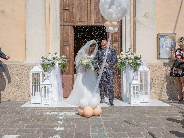 Il matrimonio di Adelmo e Chiara a Trenzano, Brescia 192