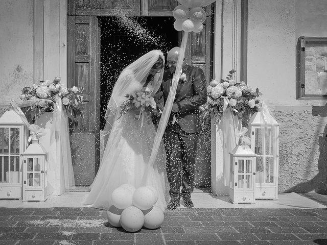 Il matrimonio di Adelmo e Chiara a Trenzano, Brescia 193
