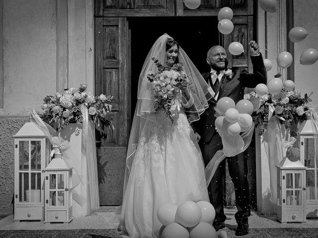 Il matrimonio di Adelmo e Chiara a Trenzano, Brescia 195