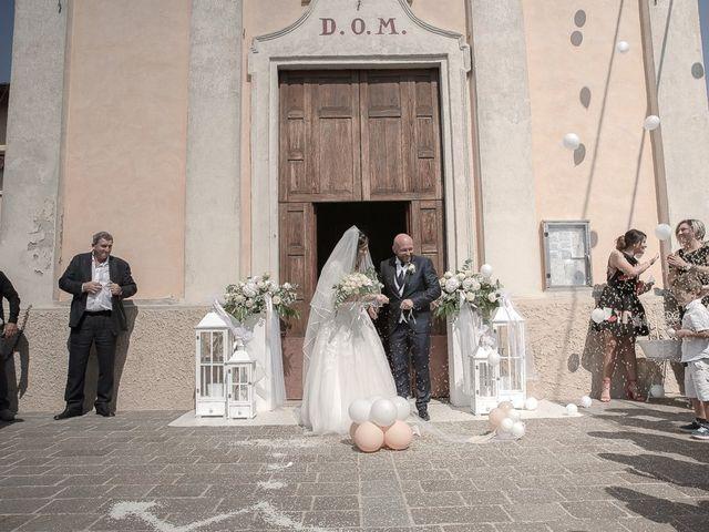 Il matrimonio di Adelmo e Chiara a Trenzano, Brescia 196