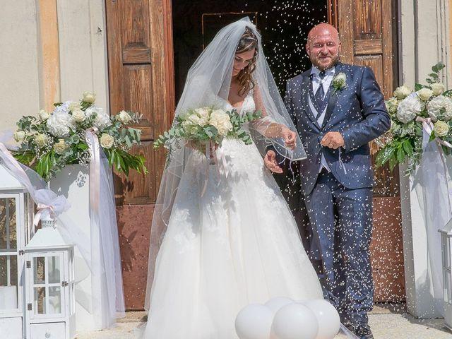 Il matrimonio di Adelmo e Chiara a Trenzano, Brescia 197
