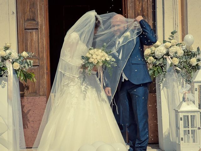 Il matrimonio di Adelmo e Chiara a Trenzano, Brescia 198