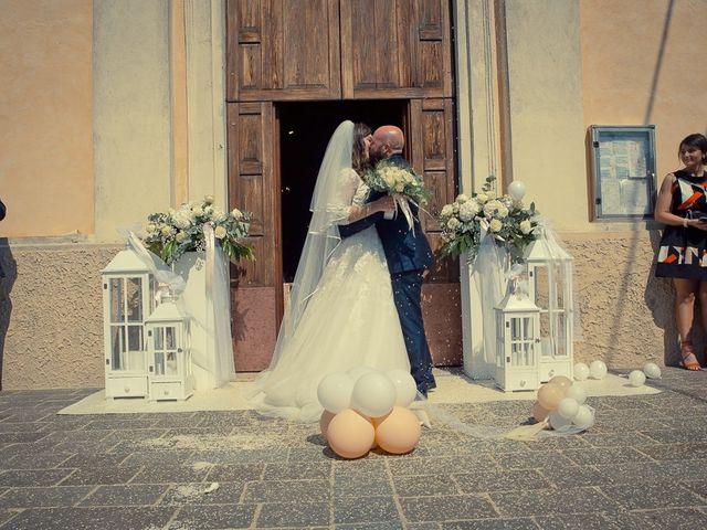 Il matrimonio di Adelmo e Chiara a Trenzano, Brescia 199