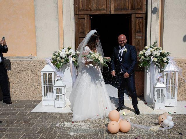 Il matrimonio di Adelmo e Chiara a Trenzano, Brescia 200