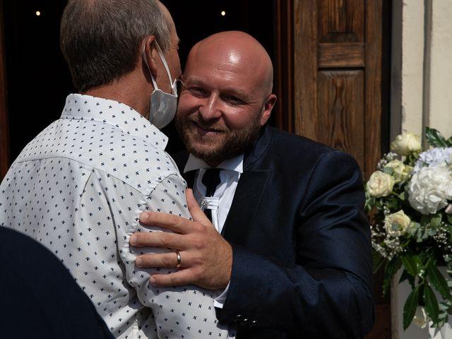 Il matrimonio di Adelmo e Chiara a Trenzano, Brescia 203
