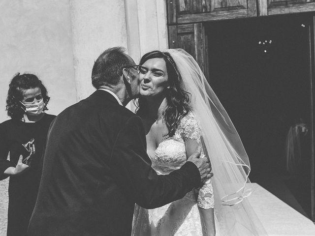 Il matrimonio di Adelmo e Chiara a Trenzano, Brescia 206