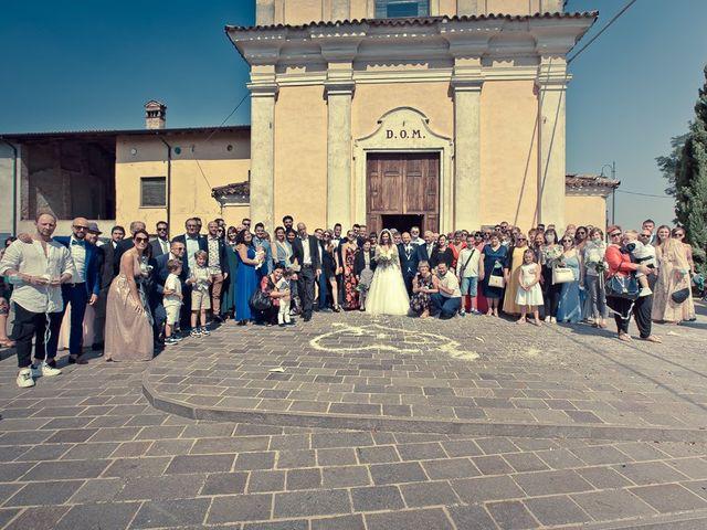 Il matrimonio di Adelmo e Chiara a Trenzano, Brescia 208