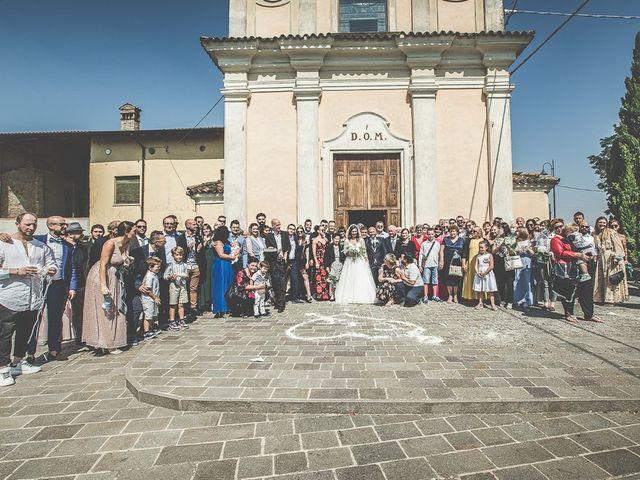 Il matrimonio di Adelmo e Chiara a Trenzano, Brescia 209