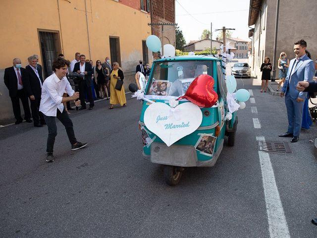 Il matrimonio di Adelmo e Chiara a Trenzano, Brescia 211