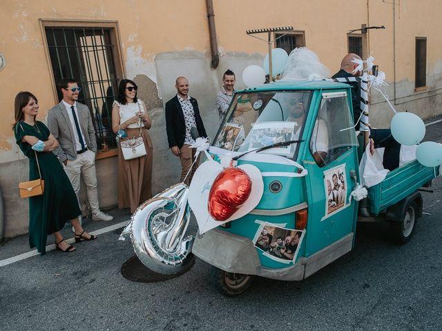 Il matrimonio di Adelmo e Chiara a Trenzano, Brescia 212