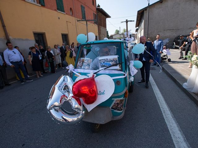 Il matrimonio di Adelmo e Chiara a Trenzano, Brescia 213
