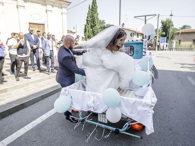 Il matrimonio di Adelmo e Chiara a Trenzano, Brescia 214