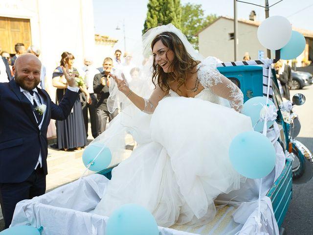 Il matrimonio di Adelmo e Chiara a Trenzano, Brescia 215