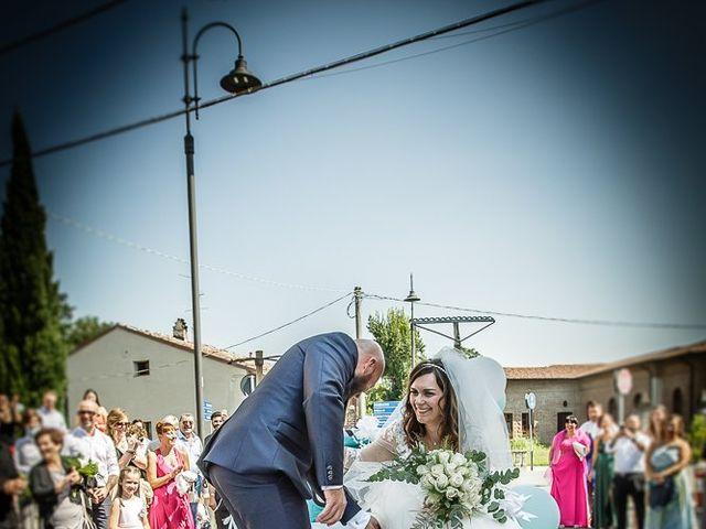 Il matrimonio di Adelmo e Chiara a Trenzano, Brescia 216