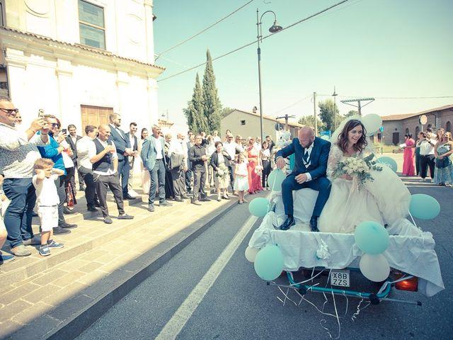 Il matrimonio di Adelmo e Chiara a Trenzano, Brescia 217