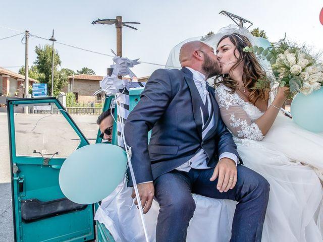 Il matrimonio di Adelmo e Chiara a Trenzano, Brescia 219