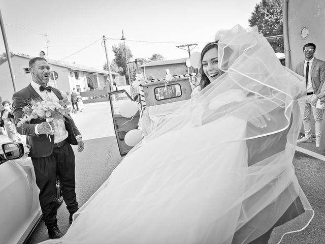 Il matrimonio di Adelmo e Chiara a Trenzano, Brescia 221