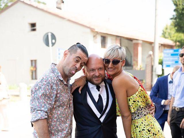 Il matrimonio di Adelmo e Chiara a Trenzano, Brescia 224
