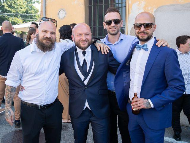 Il matrimonio di Adelmo e Chiara a Trenzano, Brescia 225