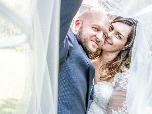 Il matrimonio di Adelmo e Chiara a Trenzano, Brescia 230