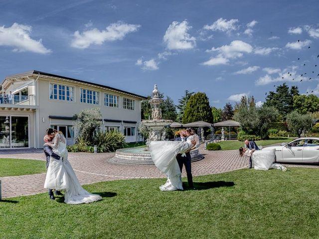 Il matrimonio di Adelmo e Chiara a Trenzano, Brescia 234