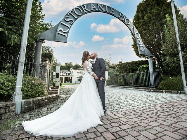Il matrimonio di Adelmo e Chiara a Trenzano, Brescia 1