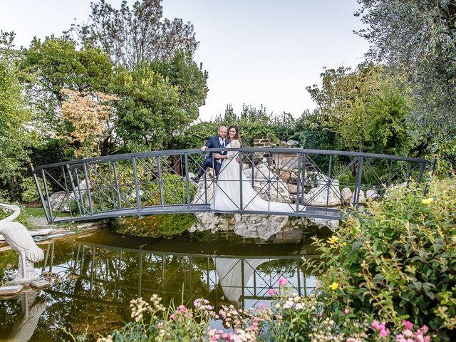 Il matrimonio di Adelmo e Chiara a Trenzano, Brescia 244