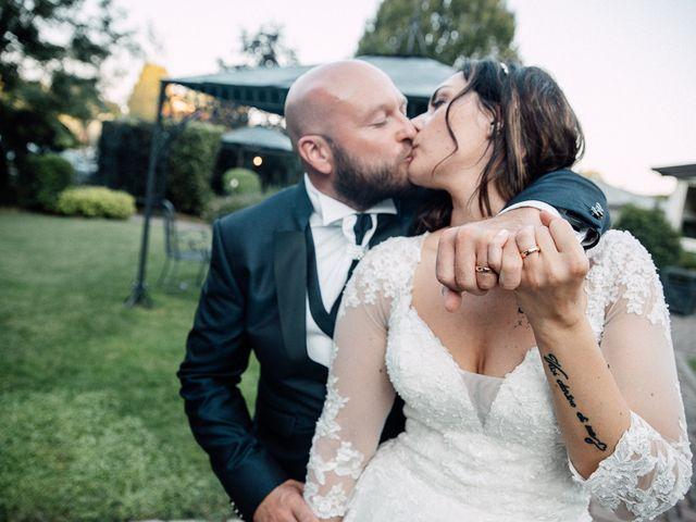 Il matrimonio di Adelmo e Chiara a Trenzano, Brescia 246