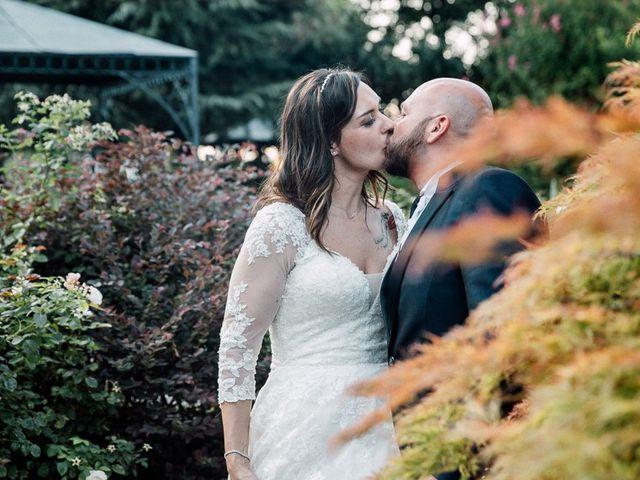 Il matrimonio di Adelmo e Chiara a Trenzano, Brescia 248