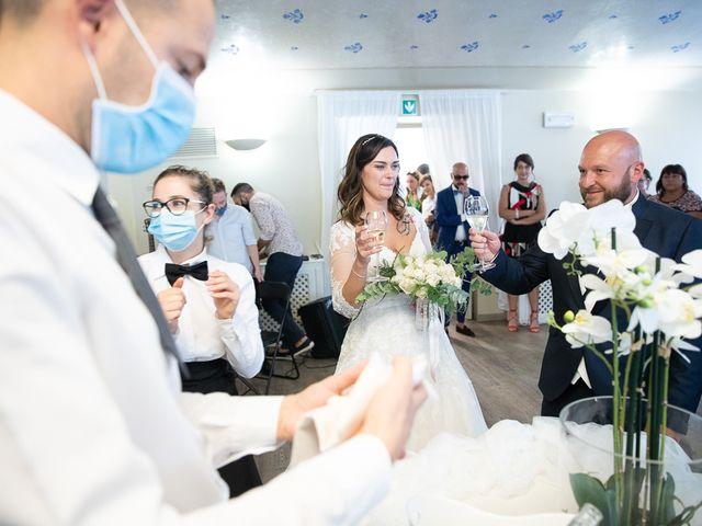 Il matrimonio di Adelmo e Chiara a Trenzano, Brescia 253