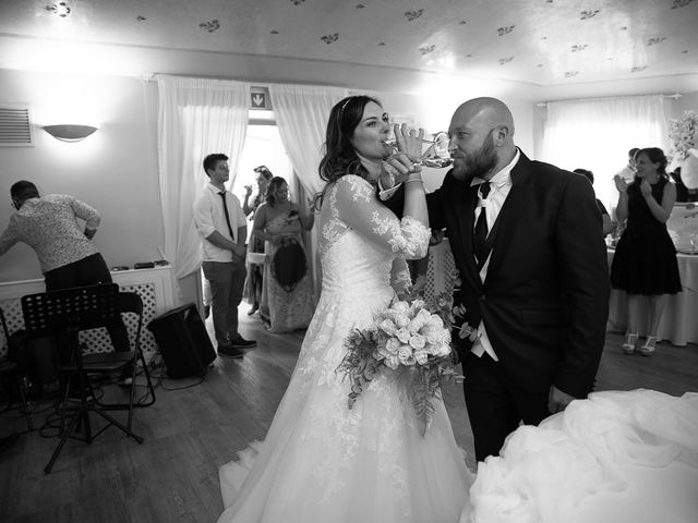 Il matrimonio di Adelmo e Chiara a Trenzano, Brescia 254